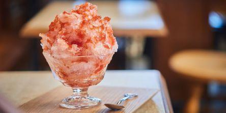 【奈良】かき氷2021 うるわしの「削氷」を「奈良の雑貨とカフェ&BAR ことのまあかり」にて