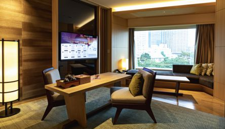 こんな贅沢もたまにはあり!全室スイートの「ホテル雅叙園東京」で優雅にワーケーション