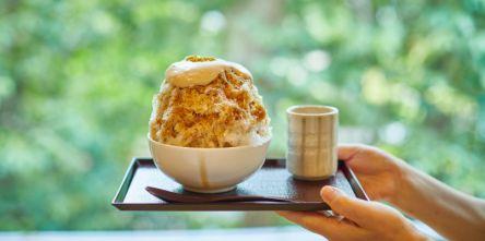 奈良・春日庵のかき氷が絶品!古都奈良の銘菓「さつま焼」でおなじみの老舗和菓子店