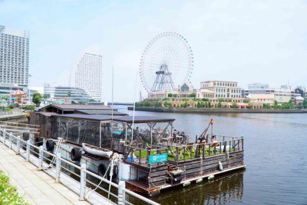 海に浮かぶレストラン&カフェ「ヘミングウェイ横浜」で船上BBQを満喫♪
