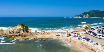 新潟県のおすすめビーチ・海水浴場、2021年度の開催・中止は