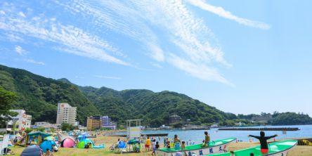 静岡県のおすすめビーチ・海水浴場、2021年度の開催・中止は
