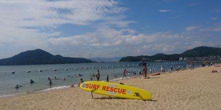 広島県のおすすめビーチ・海水浴場、2021年度の開催・中止は?