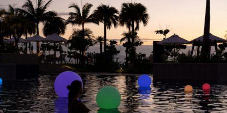 【石垣島】フサキビーチリゾート ホテル&ヴィラズでナイトプールオープン!緊急事態宣言中はインスタグラムで旅の動画配信も