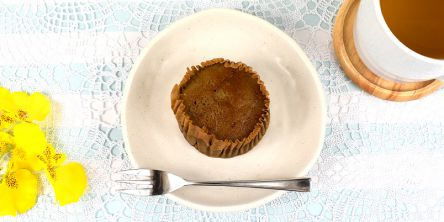 ローソン新作バスチーは、ほうじ茶×チーズの意外な組み合わせがGOOD!