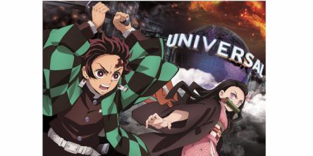 「ユニバーサル・スタジオ・ジャパン」でアニメ『鬼滅の刃』史上初となる「VRジェットコースター」が登場