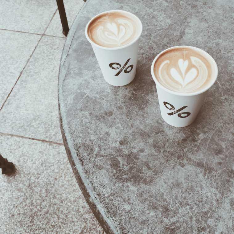 Caffe Latte500円