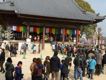 岡山県のおすすめ初詣スポット、2021年の初詣行事やご利益は?