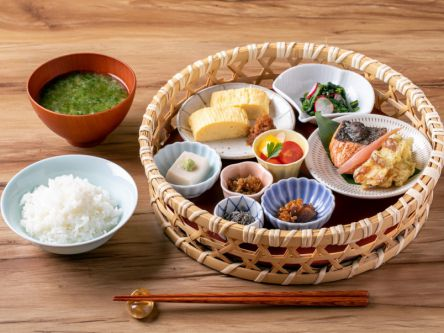 炊きたてごはんをめし上がれ!大阪・なんばスカイオに全国初「象印食堂」オープン
