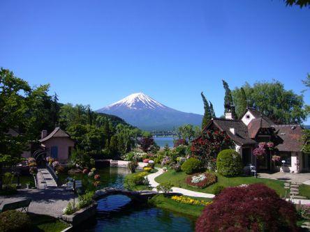 ひょっこり富士山を探して!富士山周辺の絶景ドライブコース