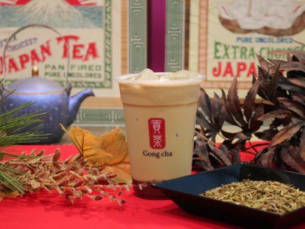 この秋の話題になる予感!ゴンチャから「ほうじ茶ミルクティー」が新発売