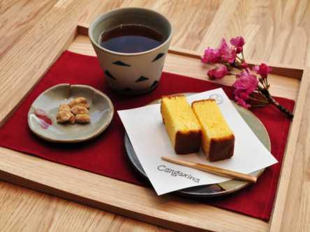 観光スポットでみつけたおいしいひと休み。「名勝 仙巌園」の甘味に舌鼓