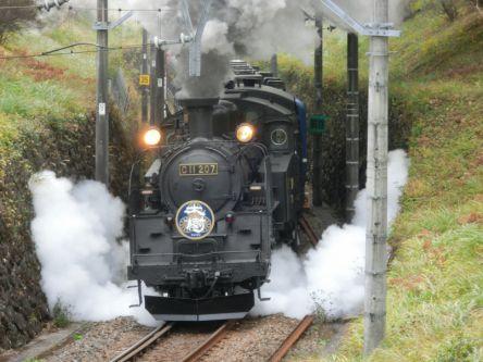 下今市駅から鬼怒川温泉駅へ。レトロSLで行く鉄旅のススメ