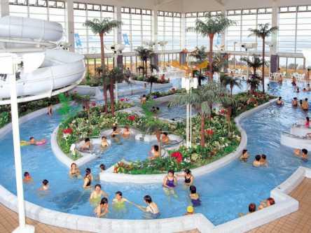 関東の「年中楽しい!屋内プール」おすすめランキング