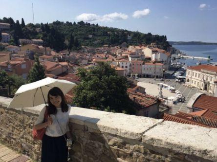 ヨーロッパの美しい村30選を鉄道でめぐる!大周遊旅〜スロベニア・ピラン(中編)〜