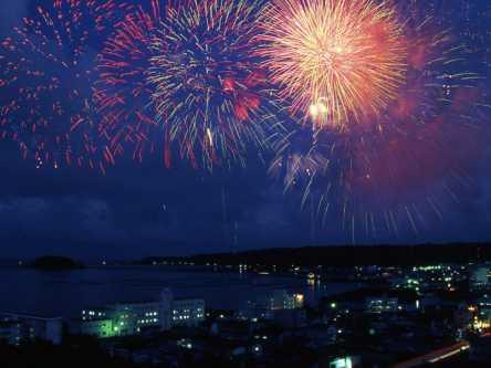 和歌山県のおすすめ花火大会、2020年の開催・中止は?