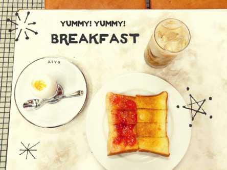 """私好みの""""わがまま""""トースト!喫茶店の原点・食パンを堪能"""