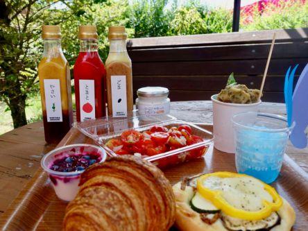 地元のイイモノ大集合! 那須塩原の「きらむぎ食マルシェ」は朝イチが楽しい