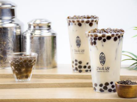 渋谷で話題の台湾茶とタピオカ専門店『TEA18』がエキマルシェ大阪にオープン!