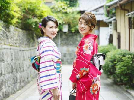 はんなり着物で京都さんぽ。祇園・東山1dayコース