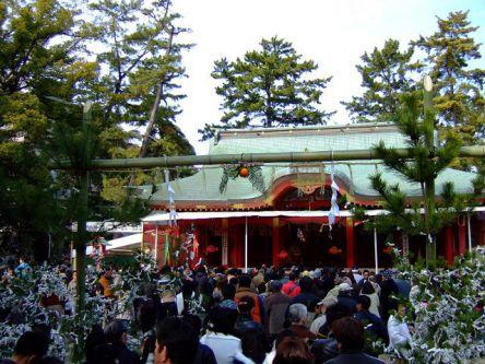 兵庫県のおすすめ初詣スポット、2021年の初詣行事やご利益は?