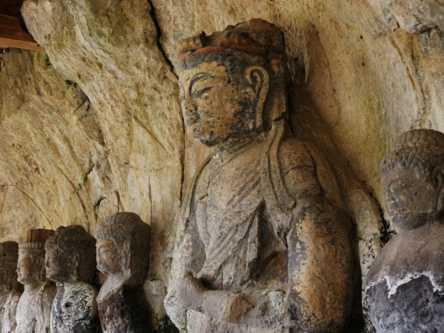オトナ女子的な歴史の学び 国宝石仏や城下町を訪れる歴史探訪プラン