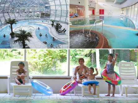 山梨県のおすすめ屋内プール、2020年度の開催・中止は?