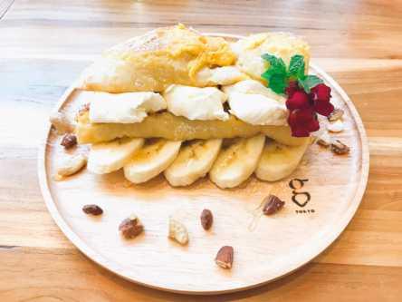 優しい甘さにペロリと完食!「g TOKYO」のフレンチトースト