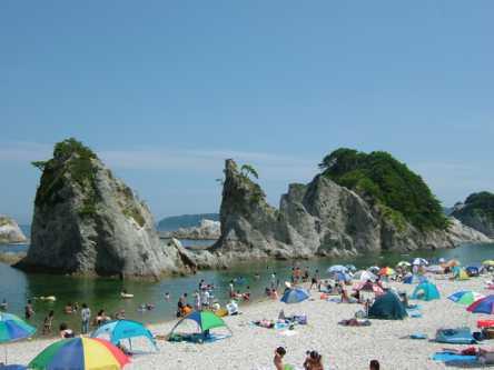 岩手県(陸中海岸)のおすすめビーチ・海水浴場、2020年度の開催・中止は?
