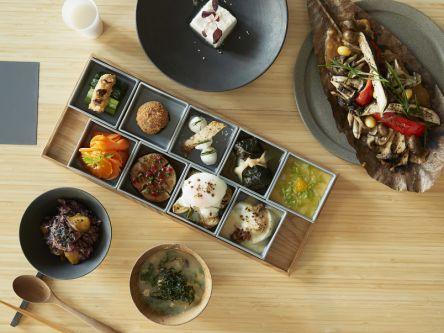 """コスメブランド「THREE」が展開するレストランで""""MODERN SHOJIN""""を体感せよ!"""
