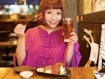 三茶の馬焼肉専門店【小鳥遊しほの酒好き女子飲み食い日記Vol.7】