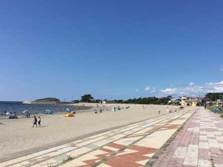 秋田県のおすすめビーチ・海水浴場、2020年度の開催・中止は?