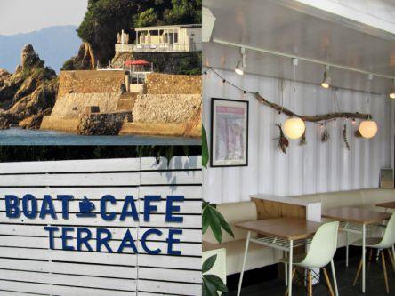 休日ドライブで行きたい!大きな海を目の前にするリゾートカフェ