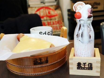 思わず入浴気分!楽しく美味しい銭湯カフェ【ミスター黒猫の東京スイーツトレンドvol.14】