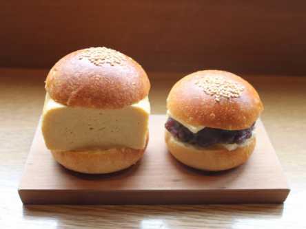 京都に行ったら迷わず食べたい!愛しのバーガー風ミニサンドイッチ