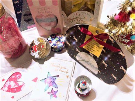 ALL2000円以下。仲良しの友達に贈りたいクリスマスプレゼント特集【プチプラ旬雑貨】