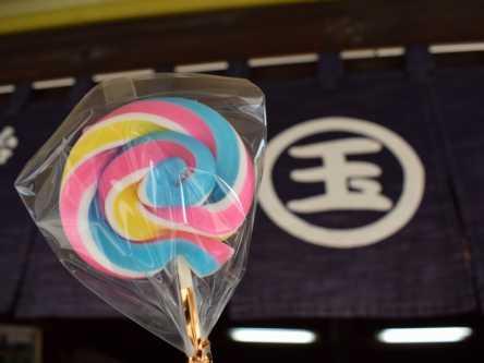 カラフルかわいい駄菓子がたくさん!川越小江戸・菓子屋横丁