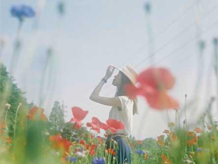 【撮影アドバイス付き!もろんのんがフォトグラファー目線で切り取る景色 vol.2】 春のおでかけ編