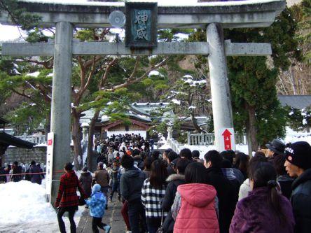 北海道のおすすめ初詣スポット、2021年の初詣行事やご利益は?