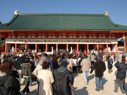 京都「洛東・東山エリア」のおすすめ初詣(2021)清水寺・平安神宮など