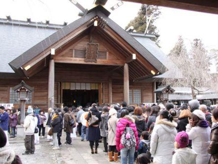 福島県のおすすめ初詣スポット、2021年の初詣行事やご利益は?