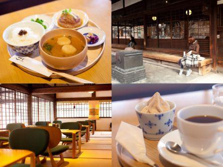 京都の「D&DEPARTMENT」は、お寺の境内!これぞ京都なロケーションでこだわりランチ