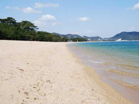 香川県のおすすめビーチ・海水浴場、2020年度の開催・中止は?