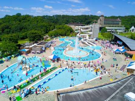 愛知県のおすすめ屋外・屋内プール、2020年度の開催・中止は?