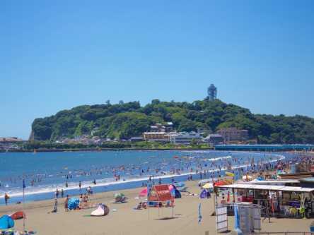 神奈川県・湘南のおすすめビーチ・海水浴場、2020年度の開催・中止は?