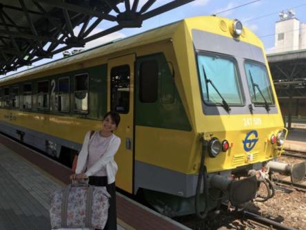 ヨーロッパの美しい村30選を鉄道でめぐる!大周遊旅~レイルジェット&ローカル列車でショプロンへ!(前編)~
