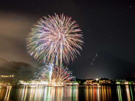 山梨県のおすすめ花火大会、2020年の開催・中止は?