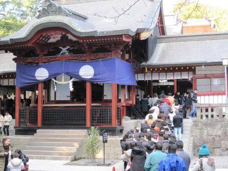 鹿児島県のおすすめ初詣スポット、2021年の初詣行事やご利益は?
