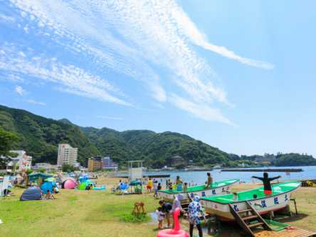 静岡県のおすすめビーチ・海水浴場、2020年度の開催・中止は