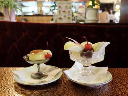 昭和の香りぷんっぷん。#ボンボン喫茶部で人気のレトロメニュー